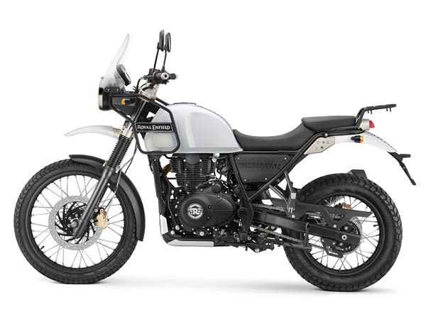 Royal Enfield Himalayan Launched In Nepal