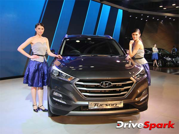 Hyundai To Launch The Tucson Suv On 24th October 2016 In India