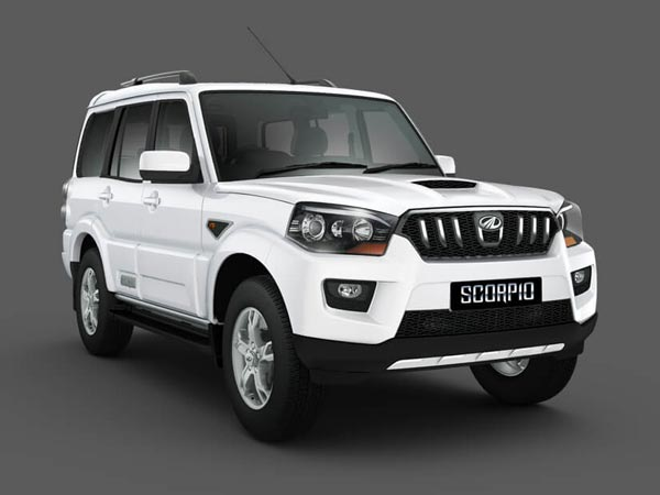 Mahindra Launches Intelli-Hybrid Technology For The Scorpio In Delhi