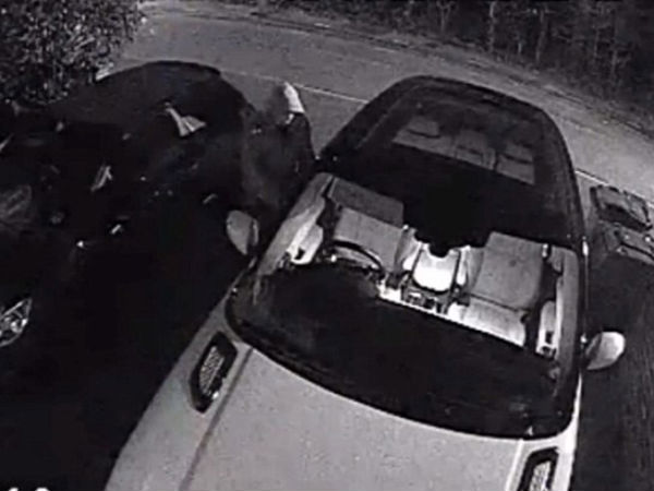 Car Thieves Takes Off With 2 Vehicles In Minutes