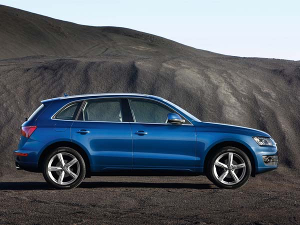 Audi Suspends Q5 Sales In India