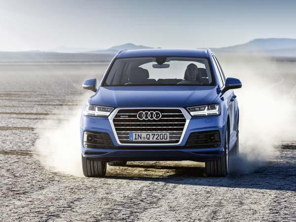 2017 Audi Q7 Recalled - DriveSpark News