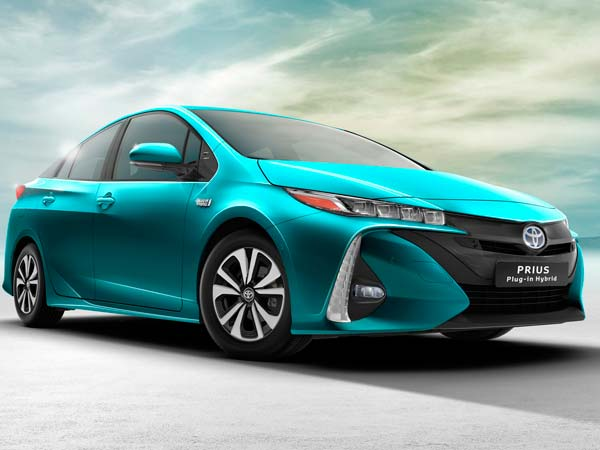 Sales Of Hybrid Cars — Toyota And Lexus Achieve 45 Percent Growth In Europe