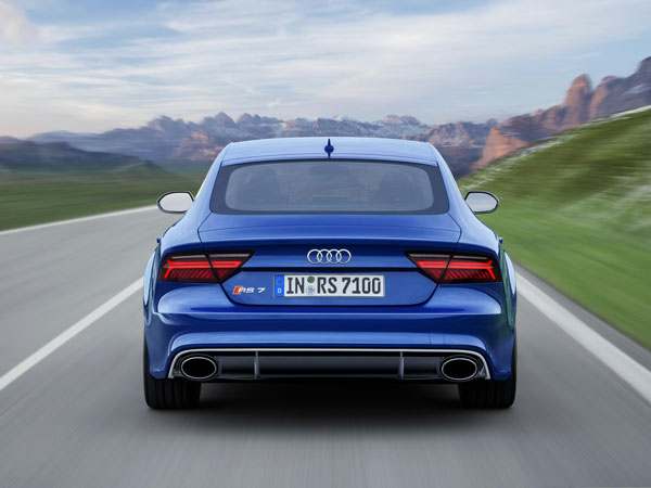 Audi India To Launch RS7 Performance Edition Soon