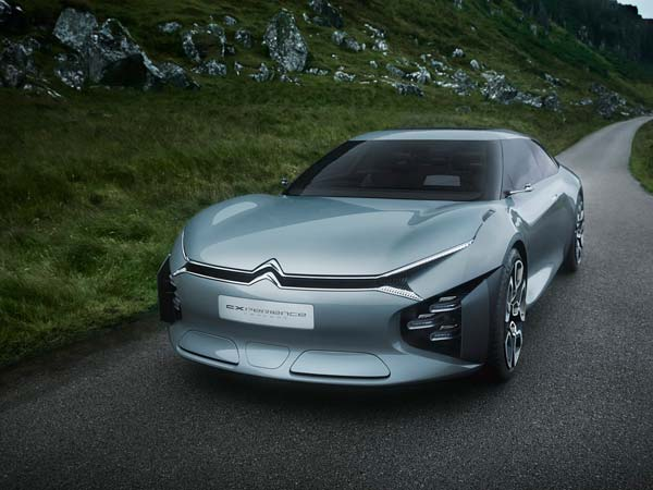 Citroen To Launch C5 And C6 In Early Next Decade