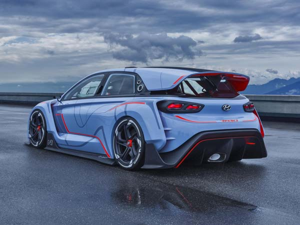 2016 Paris Motor Show: Hyundai Reveals High-Performance N Concept