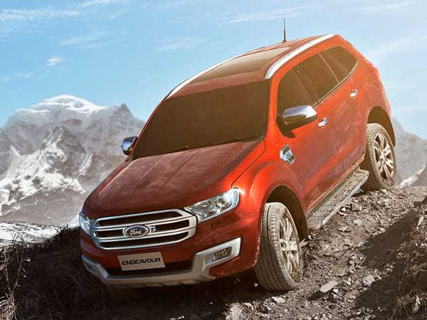 Ford Endeavour Trend Variant Gets A Major Price Cut