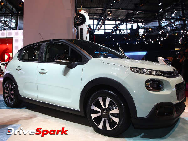 2016 Paris Motor Show: Citroen Unveils Three New Cars On Home Soil
