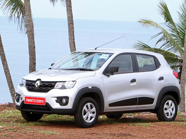 2016 Paris Motor Show: Renault Kwid Will Not Be Exported To Brazil