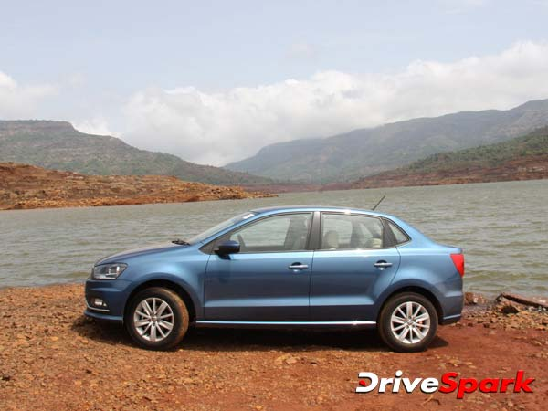 VW Launch Ameo Diesel In India At Rs. 6.27 Lakh