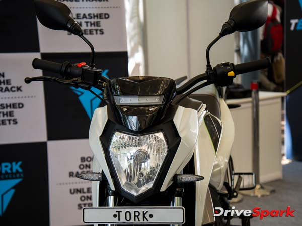 Tork Motorcycles Launch India's First Electric Motorcycle T6X At Rs 1.25 Lakh