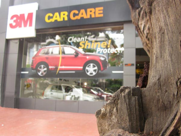 3m Car Care Open First Store In Indore Drivespark News