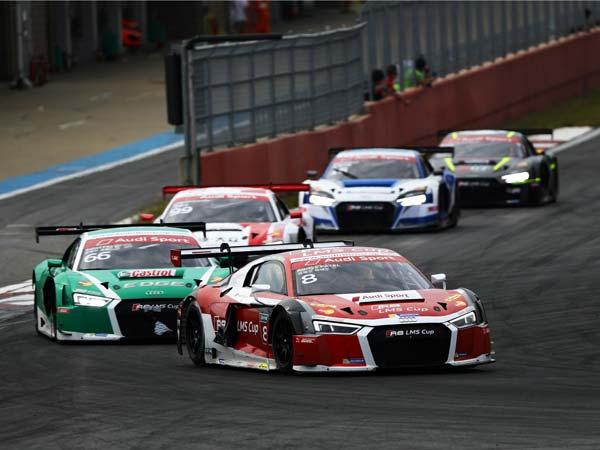 GT Driver Aditya Patel Scores Points In Korea