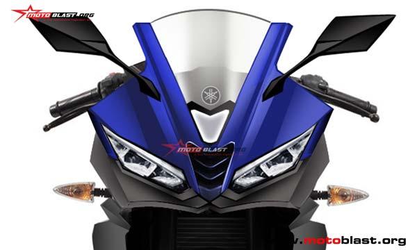 2017 Yamaha R15 v3.0 Could Get Bigger Piston