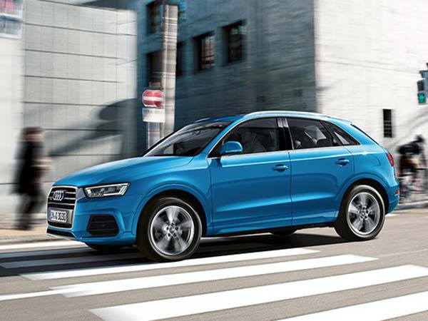 Audi Q3 Available With Special Offers For Specific Indian Cities