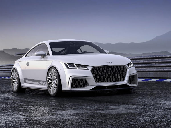 Audi Kills Off 414bhp Four-Cylinder Engine — Another Victim Of DieselGate?