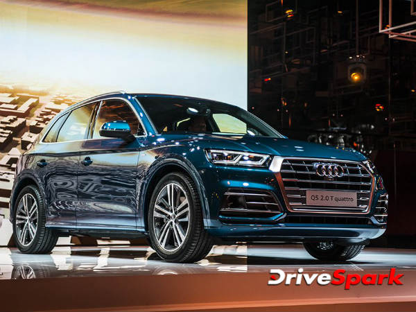 2016 Paris Motor Show: 2017 Audi Q5 Revealed — The Second Generation Of The Q5 Arrives