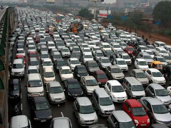 Bike Tune Up >> Traffic Jams Costing Bangalore Economic Losses To The Tune ...