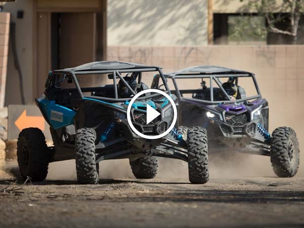 When Bros Become Foes: Ken Block And BJ Baldwin Go Head To Head Off-Road