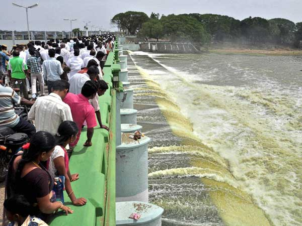 cauvery water issues transport affected