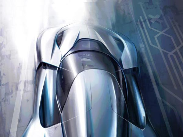 NextEV Teases Electric Supercar