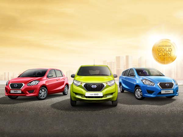 Datsun Offers Gold Coin On Booking Prior To Festive Season