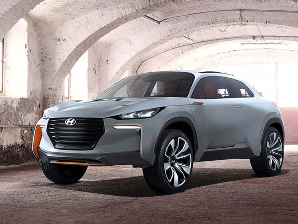 hyundai considering small suv based on the i20 drivespark news. Black Bedroom Furniture Sets. Home Design Ideas