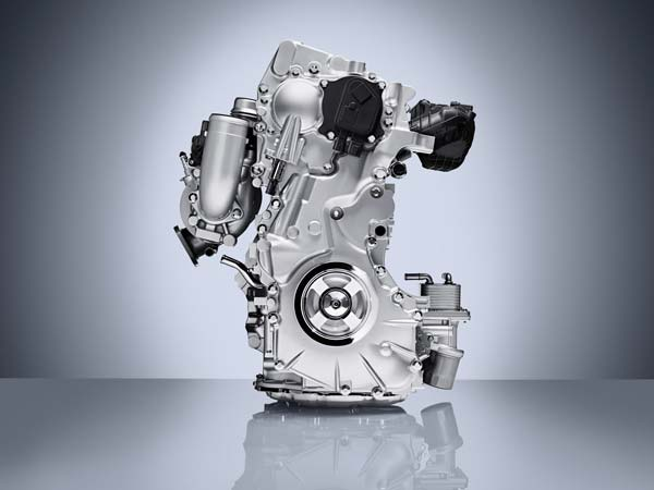 2016 Paris Motor Show: Infiniti Presents Its Production Ready Variable Compression Turbo Engine
