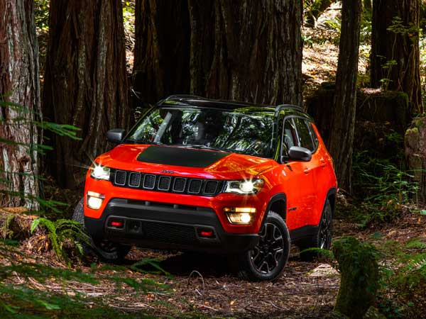 Jeep Reveals Its Next-Generation Compass