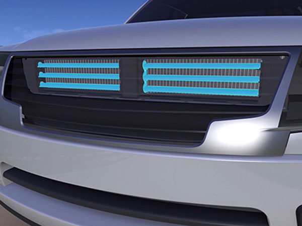 Magna Introduces Actero Active Aerodynamic Systems