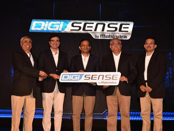 Mahindra Now Offering Its DiGiSENSE Technology On New Models