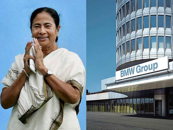 mamata banarjee to meet bmw boss