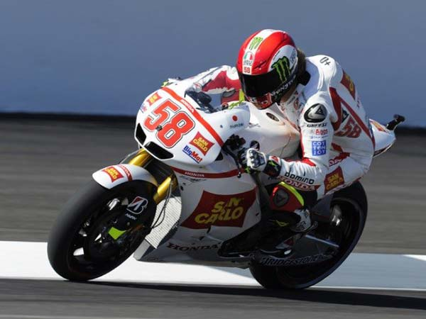 marco simoncelli race number