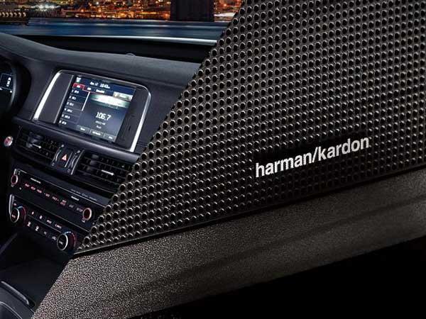 Harman Kardon Car Audio: Sound Routing Program