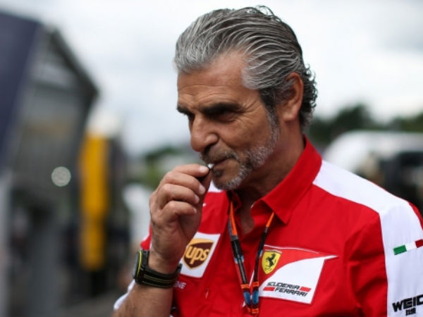 Maurizio Arrivabene arrested for discarding a cigarette butt