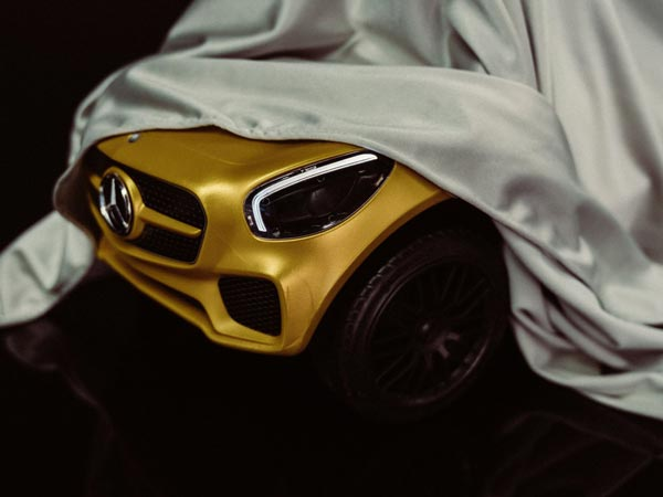 Mercedes-AMG May Be Working On An Electric AMG Crossover