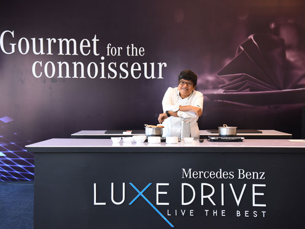 mercedes benz luxe drive ahmedabad