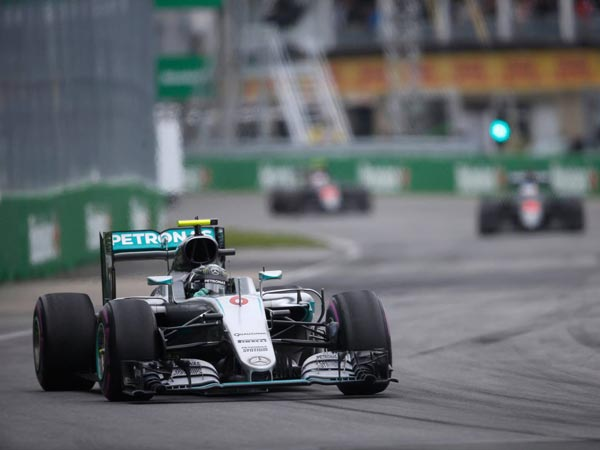F1: Mercedes Will Be Unrelenting At The Malaysian GP