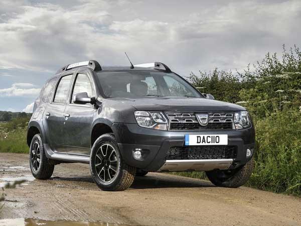 Dacia Duster Gets Efficient Dual Clutch (EDC) Automatic Transmission
