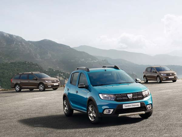 2016 Paris Motor Show: All-New Dacia Sandero, Sandero Stepway And Logan MCV Launched