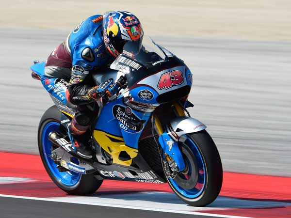 nicky hayden marc vds racing aragon