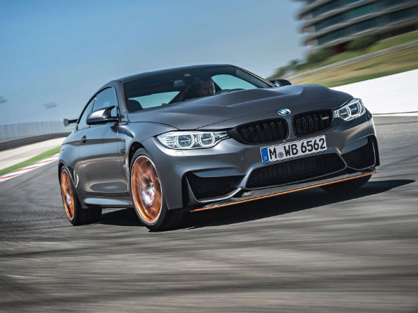 BMW M4 gts water injection