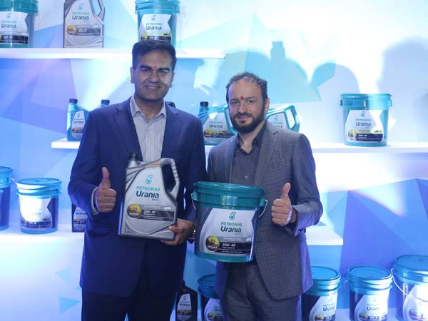 Petronas Urania With ViscGuard Launched In India