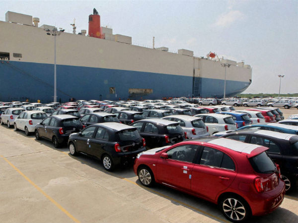 Major Car Makers To Ship Cars Through Ennore Port