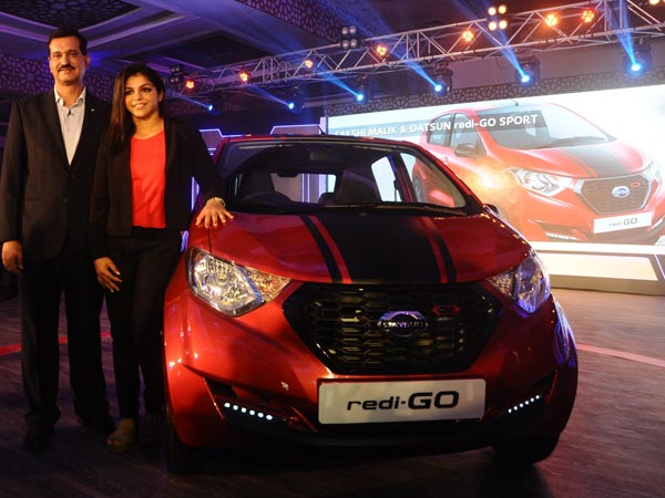 Limited Edition Datsun redi-Go Sport Launched In India At Rs. 3.49 Lakh