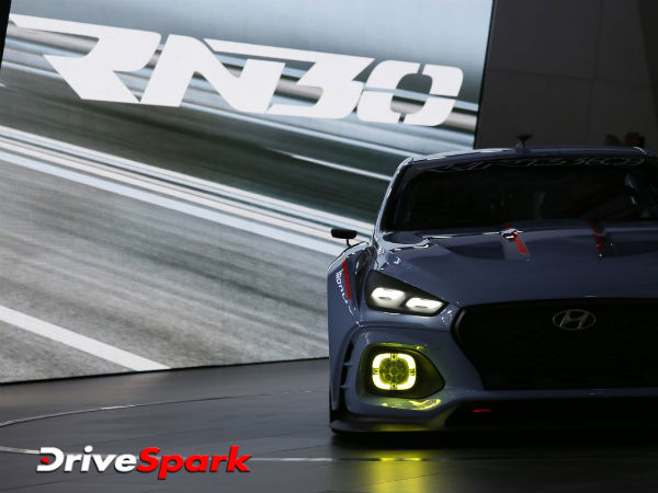2016 Paris Motor Show: Hyundai Reveals High-Performance N Concept