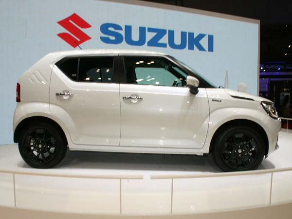 2016 Paris Motor Show: The 'Soon To Be Launched In India' Suzuki Ignis Debuts In Paris