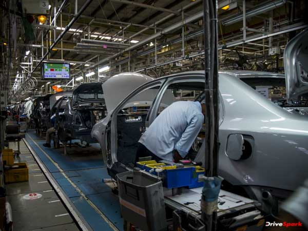 india fifth largest car maker world beats south korea