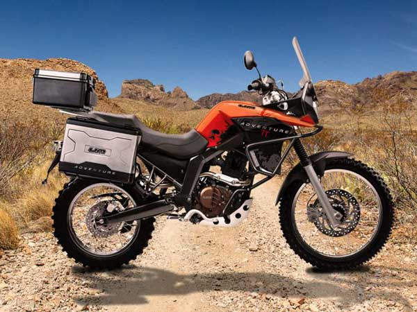 Um Motorcycles Exploring Options For Adventure Bike In