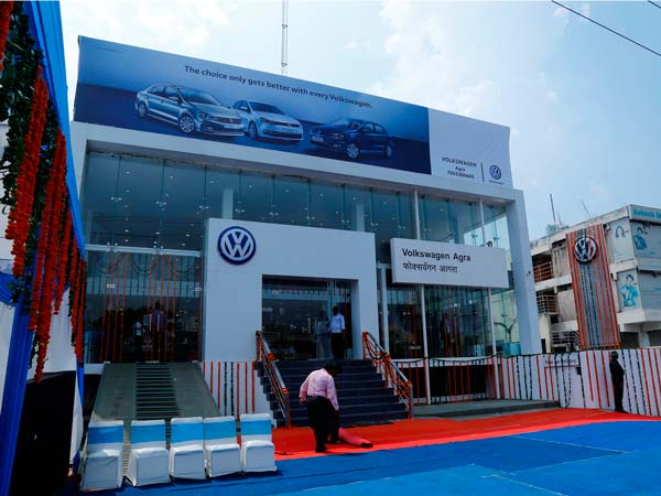 volkswagen india agra dealership